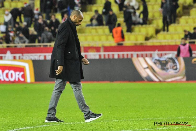 Thierry Henry va-t-il être viré de l'AS Monaco dans les 48 heures ?