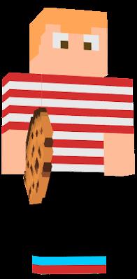 jugador de maicraft benjamin 1-222-1