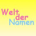 Welt der Namen & Baby Namen icon
