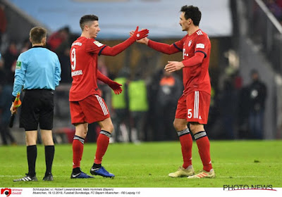 Mats Hummels mag vertrekken bij Bayern München