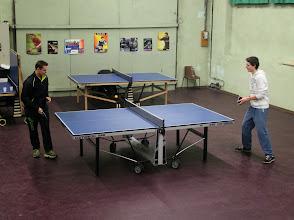 Photo: Place à la finale entre Gregory et Florian.