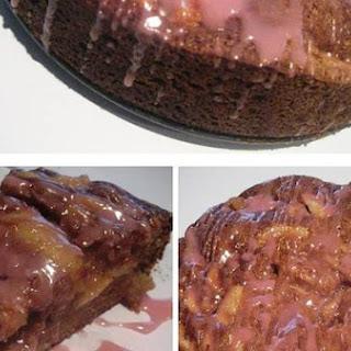 Pom Apple Cake