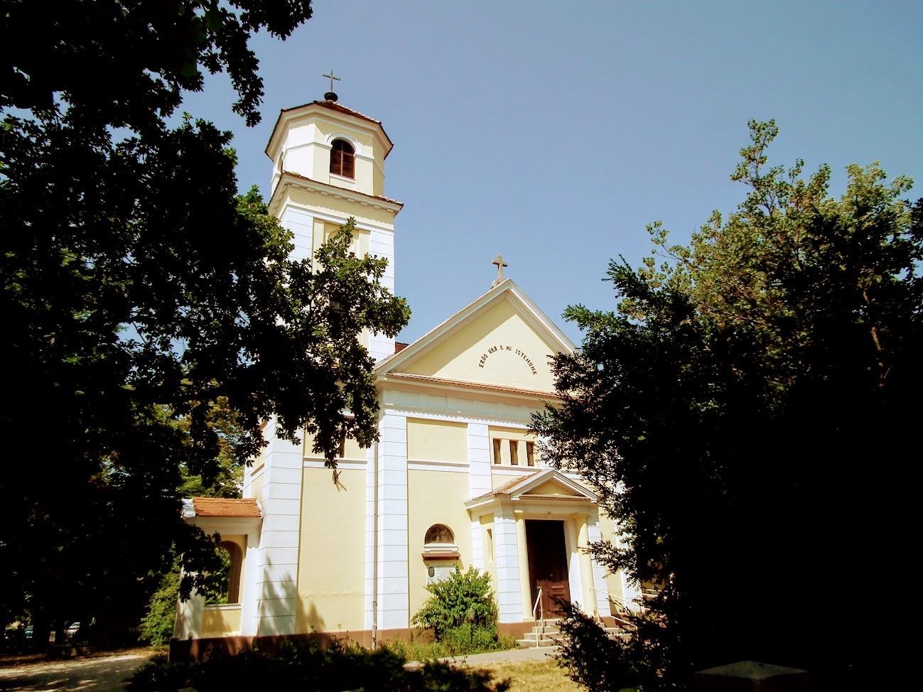 Szekszárd - evangélikus templom