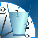 Hora D'Água | App Lembra de Beber Água icon