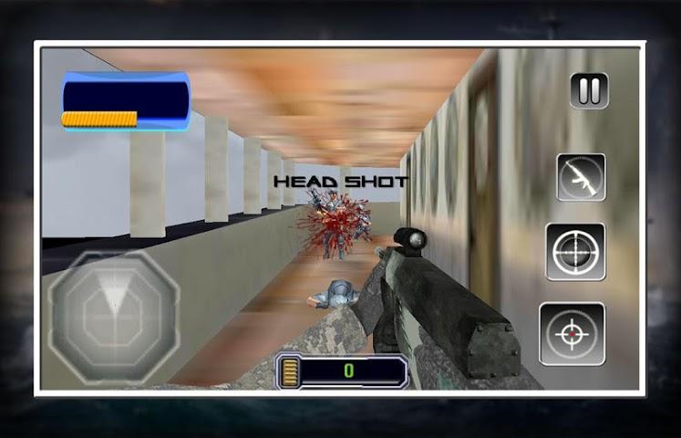 android Sniper X Marine Blitz Screenshot 21