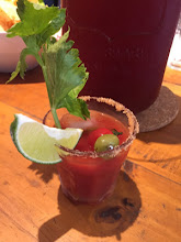 Photo: Welcome Drink: Mini Bloody Mary