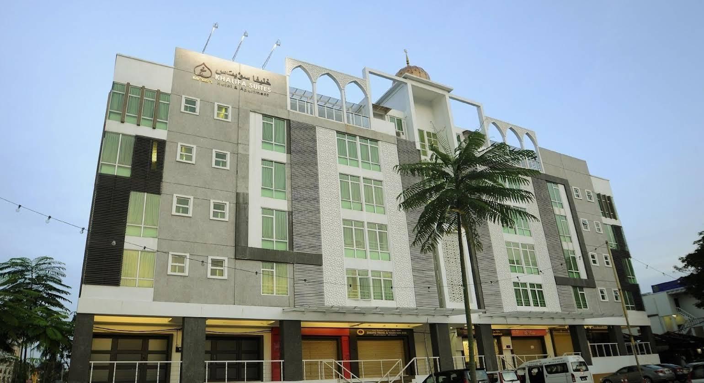 Khalifa Suite Hotel & Apartment