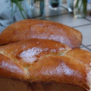 Honey and Seed Bread