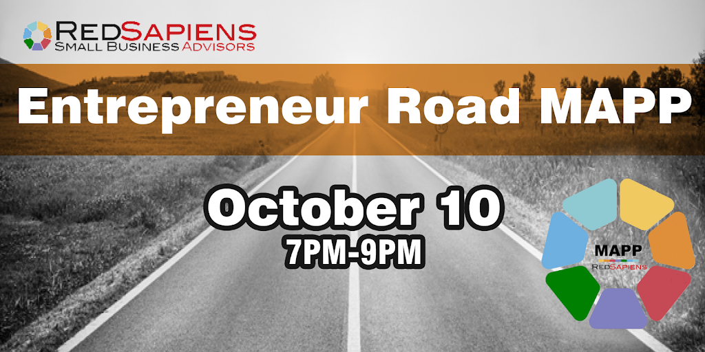 RedSapiens Entrepreneur Road MAPP Night