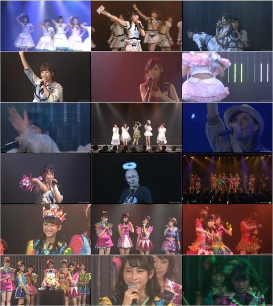 """(LIVE)(公演) NMB48 チームN """"ここにだって天使はいる"""" 明石奈津子の生誕祭 150817"""