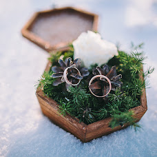 Wedding photographer Nikolay Khludkov (NikKhludkov). Photo of 02.02.2016