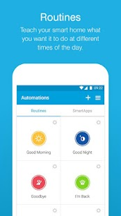 SmartThings Mobile- screenshot thumbnail