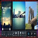 photo editor Focus & stickers icon
