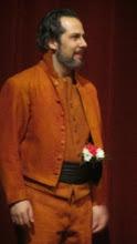 """Photo: Marco CARIA (nach der Vorstellung """"Simon Boccanegra"""" am 21.2.2013 an der Wiener Staatsoper). Foto: Dr. Klaus Billand"""