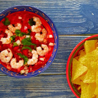 Red Lobster's Shrimp Salsa