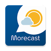 App Morecast™ - Weather Forecast with Radar & Widget APK for Windows Phone