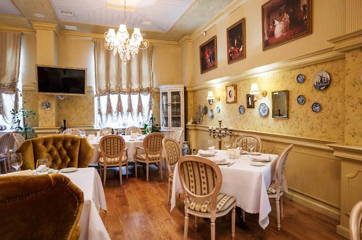 Фото №2 зала Пушкинист
