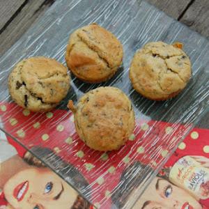 Tuna and Wakame Muffins