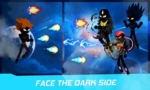 StickMan Z: Super Dragon Battle  captures d'écran 2