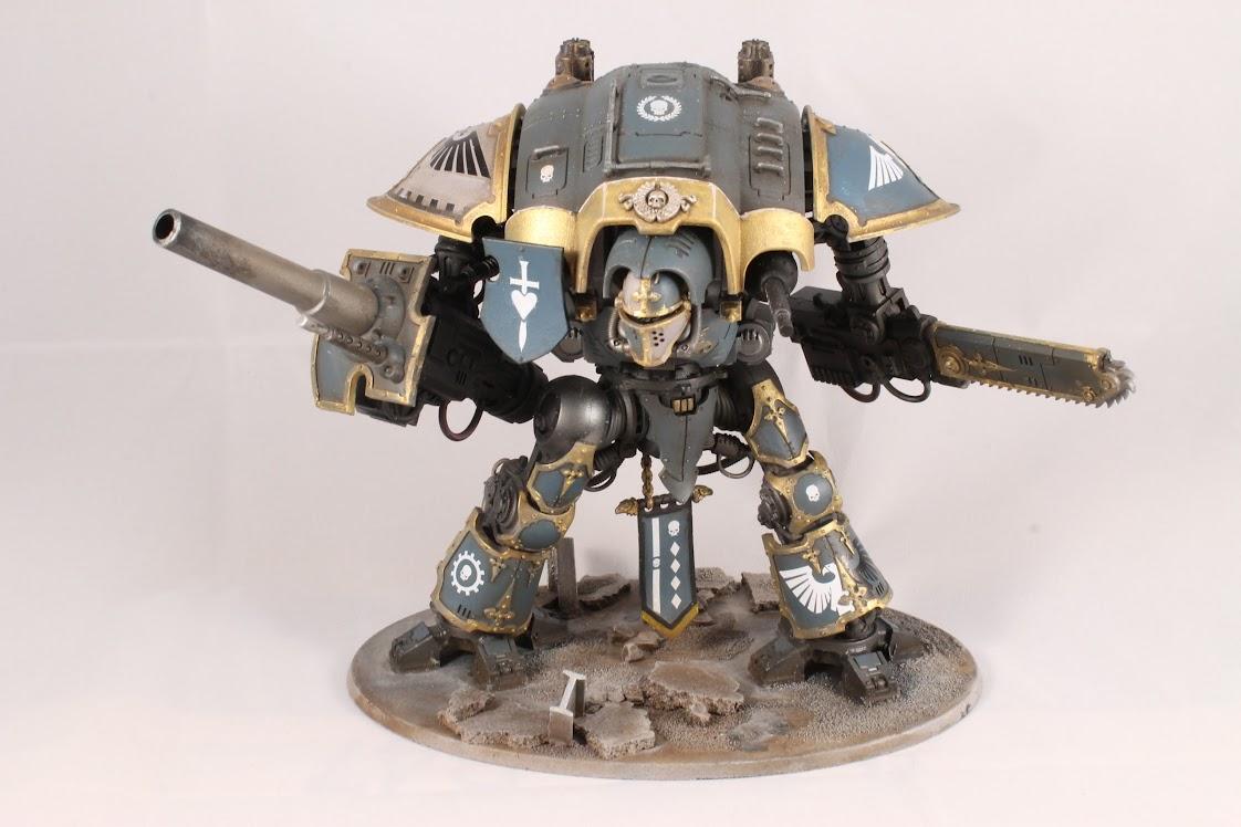 Knight Paladin named Adamantine