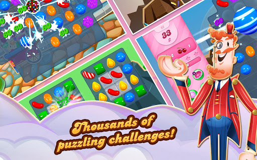 Candy Crush Saga  screenshots 14