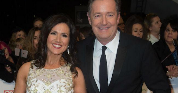 Piers Morgan signs 2-year contract with Good Morning Britain