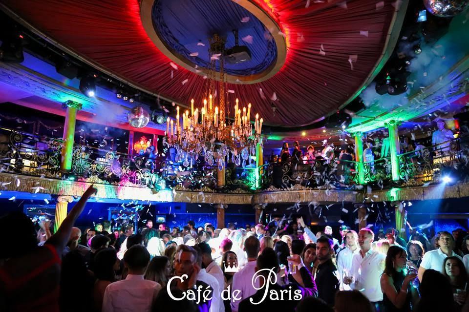 Image result for cafe de paris london