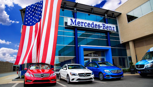 Mercedes benz of boston google for Mercedes benz dealers in boston area