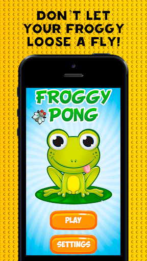 Froggy Pong
