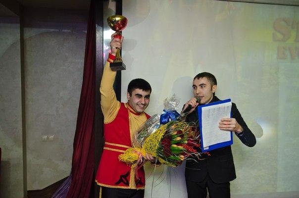 Карен Оганесян в Уфе