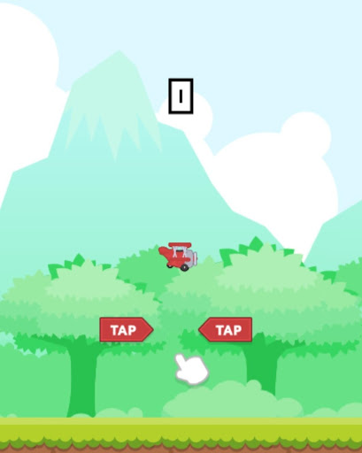 Flappie Plane android2mod screenshots 6
