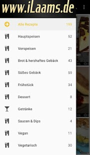 iLaams - Kochen & Backen - náhled