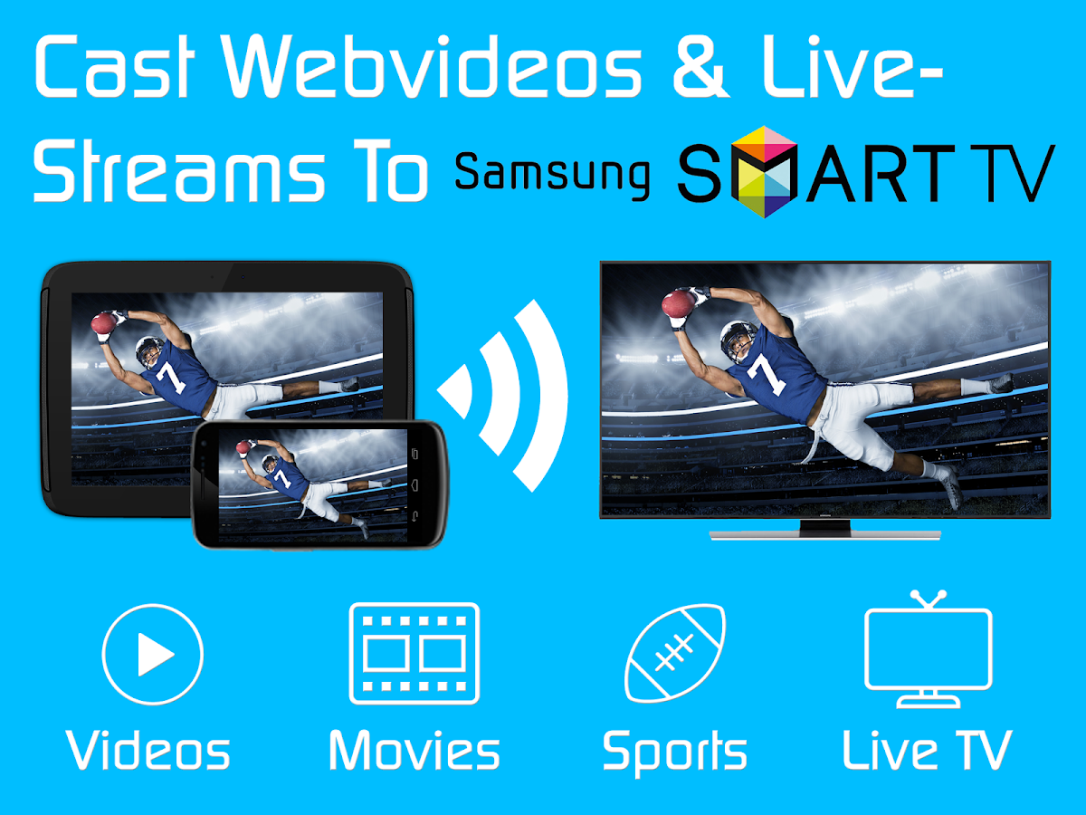 how to play android games on samsung smart tv