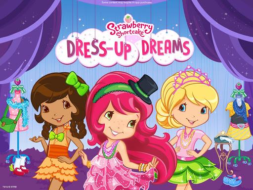 Strawberry Shortcake Dress Up Dreams 1.4 Screenshots 11