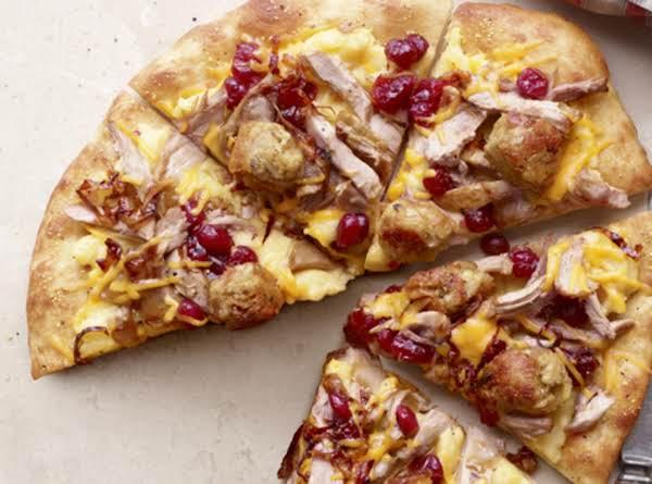 Duff Goldman's Thanksgiving Pizza Recipe