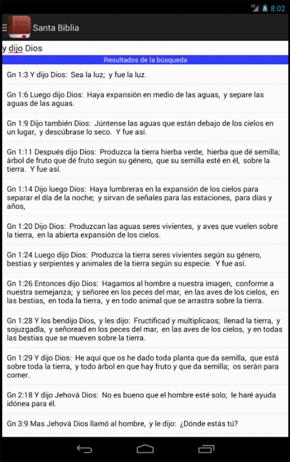 Santa Biblia Gratis- screenshot