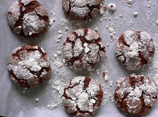 Cocoa Powdered Cookies Recipe
