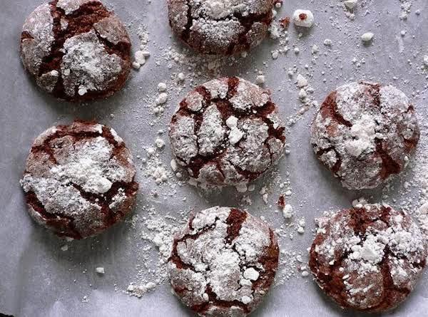 Cocoa Powdered Cookies Recipe