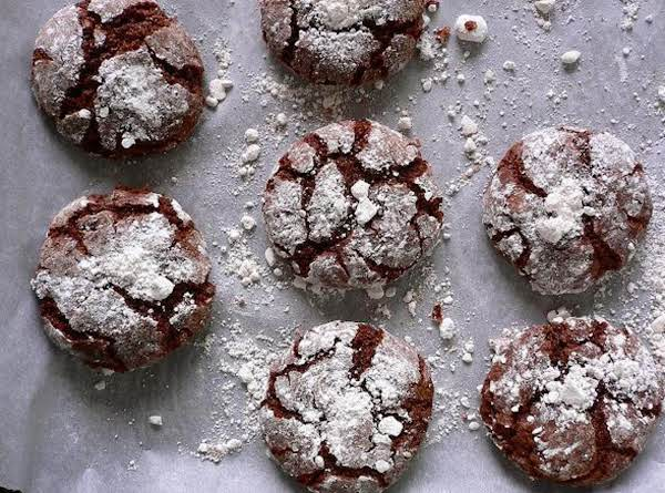 Cocoa Powdered Cookies