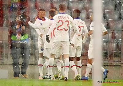 Mbappé knalt PSG met twee rozen én wereldmatch voorbij Bayern München