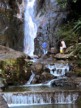 Photo: Punyaban waterfall near Ranong