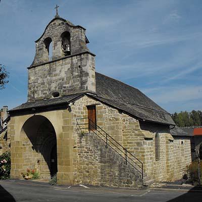 photo de Saint Caprais (Larche)