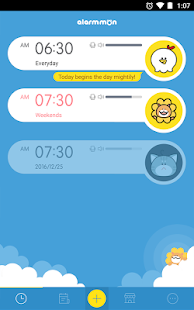 App AlarmMon - Free Alarm Clock APK for Windows Phone
