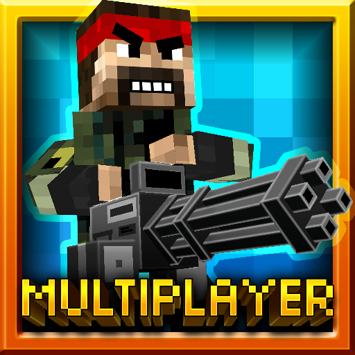 Pixel Fury: Multiplayer in 3D (game)