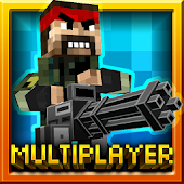 Pixel Fury: 3D Multiplayer