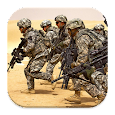 Military Soldiers Wallpaper HD icon
