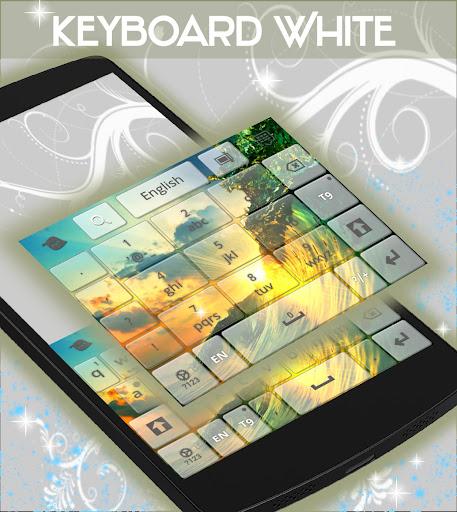 免費下載個人化APP|GO 키보드 백색 색깔 app開箱文|APP開箱王