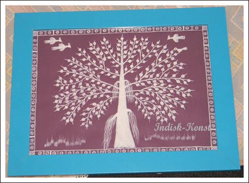 Warli Trees