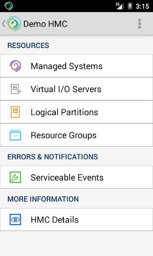 IBM myHMC
