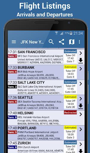 Auckland Airport FlightPal Pro